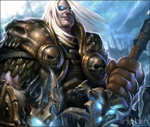 arthas-sin-fusion-con-lich-king